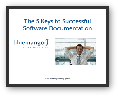 5 Keys to Successful Software Documentation